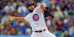 Arrieta moves to 9-0 as Cubs win series over Cardinals