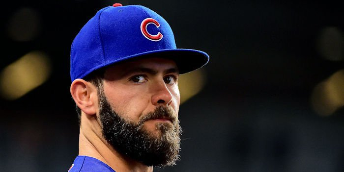Jake Arrieta was victimized by both offensive impotence and defensive ineptitude from his own teammates in the Cubs' 3-0 loss.