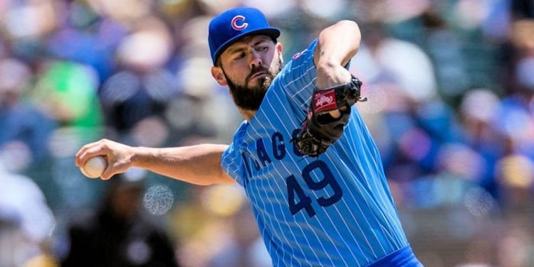 Cubs lineup vs. Brewers on Sunday