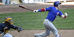 Former Cubs outfielder from title season added to Triple-A Iowa