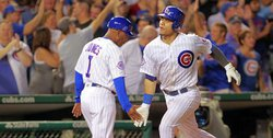 Contreras homers late as Cubs win close call with Padres