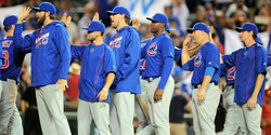 Cubs place Coghlan, Smith on disabled list