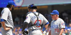 Testy relationship with Maddon was reason for Hammel's departure