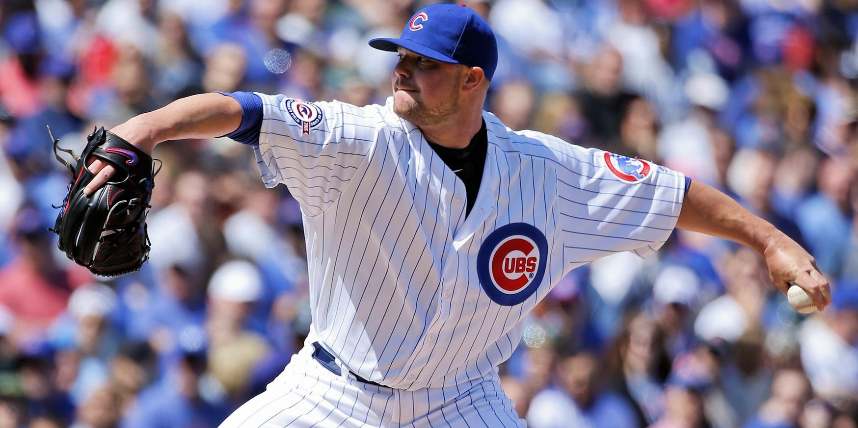Cubs starter Jon Lester was marvelous on the night, pitching in Cy Young form from start to finish.