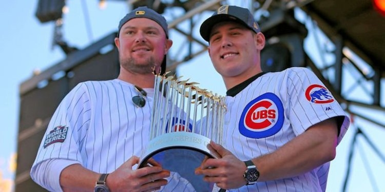 Jon Lester was a big reason for the 2016 title (Charles LeClaire - USA Today Sports)