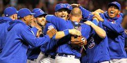 Chicago Cubs set division series roster