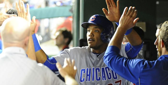 Chicago Cubs shortstop Addison Russell, who went 2-4 at the plate, accrued one of his most important RBI of the year on Friday night.