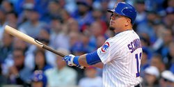 Cubs lineup vs.  Indians in World Series Game 1