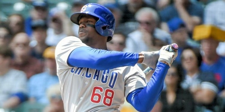 Jorge Soler says goodbye to Cubs fans after trade