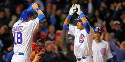 Eight in a row!  Cubs hang on to beat Padres