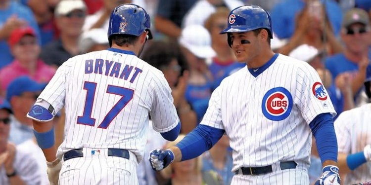 Bryant and Rizzo are two beloved members of the Cubs (Mark Rebilas - USA Today Sports)