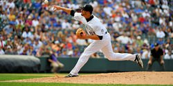 Cubs swap pitchers with Rockies
