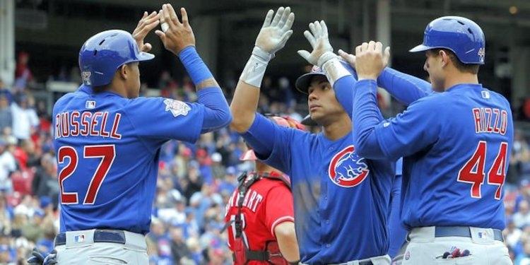 Cubs lineup vs. Nationals, Contreras to leadoff