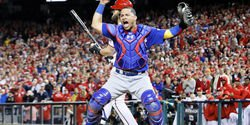Cubs win slugfest with Nationals to earn third straight NLCS berth