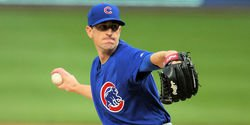 Early error provides Cubs with win in pitching duel