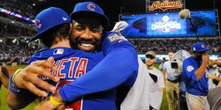 It's official: Jason Heyward is back from injury