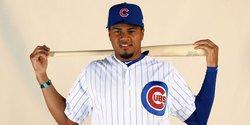 Cubs recall Candelario, send down reliever