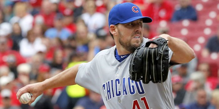 Chicago Cubs veteran starting pitcher John Lackey has underwhelmed this season and currently has a pathetic 5.18 ERA to his name.