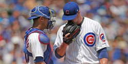 Lester and Contreras Lead Cubs in Blowout Win