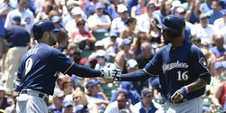 Cubs wrecked by Brewers as Montgomery disappoints
