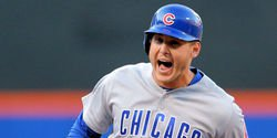 Cubs lineup vs. Nationals, Rizzo to leadoff