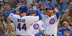 Cubs win in walk-off fashion to cap off strange game