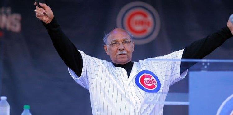 Billy Williams is a beloved Cubs legend (Dennis Wierzbicki - USA Today Sports)