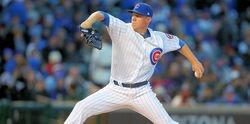 Cubs make several roster moves