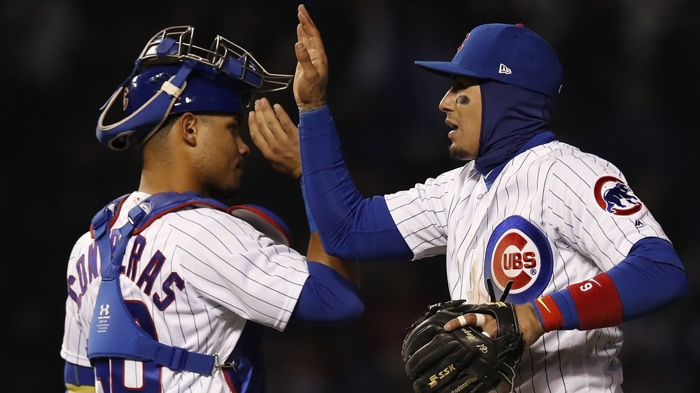 The Cubs have a talented core of players (Jim Young - USA Today)