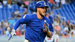 Bryant scores late as Cubs edge Marlins
