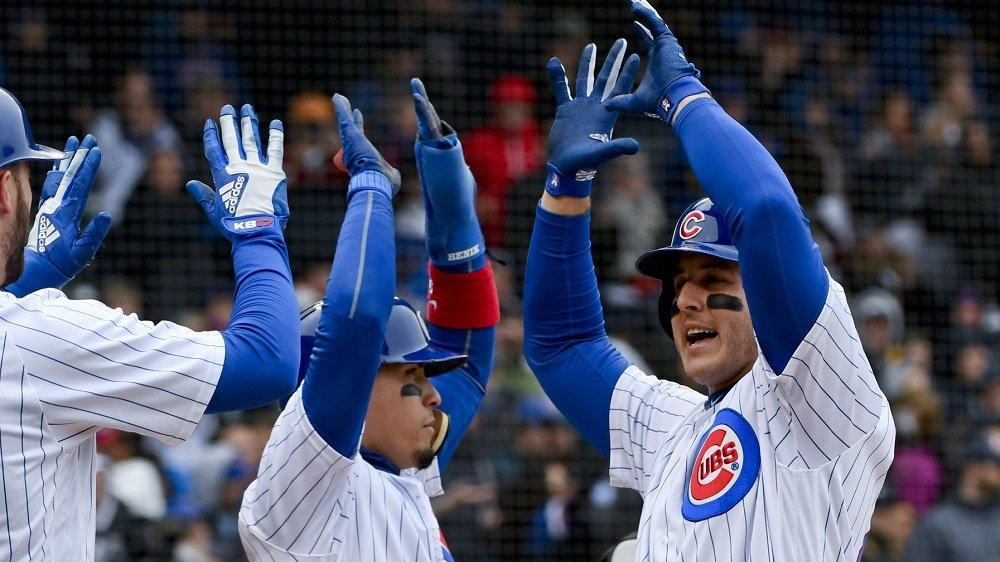 The Chicago Cubs used an eight-run second inning to outpace the Minnesota Twins. (Photo Credit: Matt Marton-USA TODAY Sports)