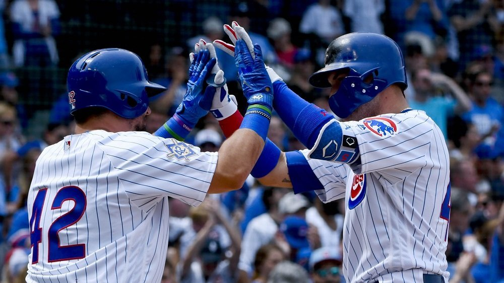 The Chicago Cubs were not efficient enough at the plate in their loss to the Atlanta Braves. (Photo Credit: Matt Marton-USA TODAY Sports)