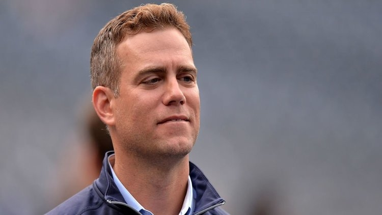 Theo Epstein added a bullpen depth piece during the Rule 5 Draft (Jake Roth - USA Today Sports)