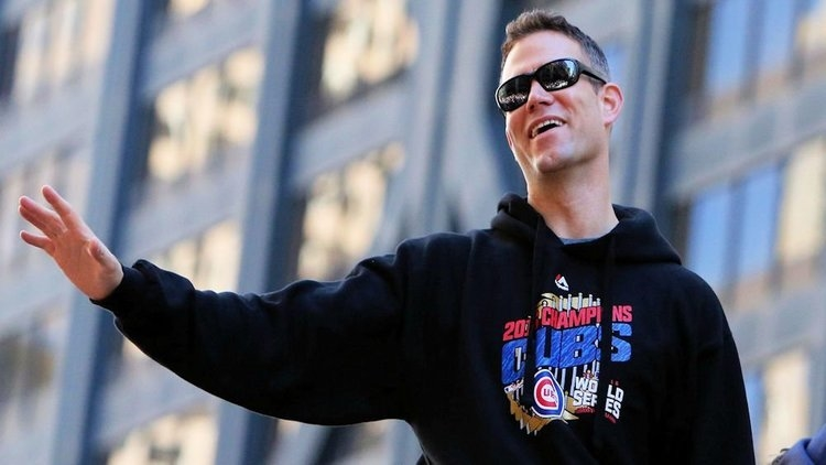 Epstein helped Cubs fans get that elusive World Series title (Jerry Lai - USA Today Sports)