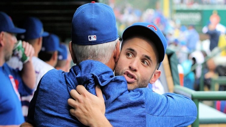Tommy LaStella could be a solid depth piece for Cubs (Dennis Wierzbicki - USA Today Sports)
