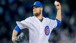 Cubs News and Notes: Fly the W, Injured Cub, Lester's task, Darvish spins, Miller's speed
