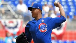 Quintana, Chatwood impressive in win over Royals