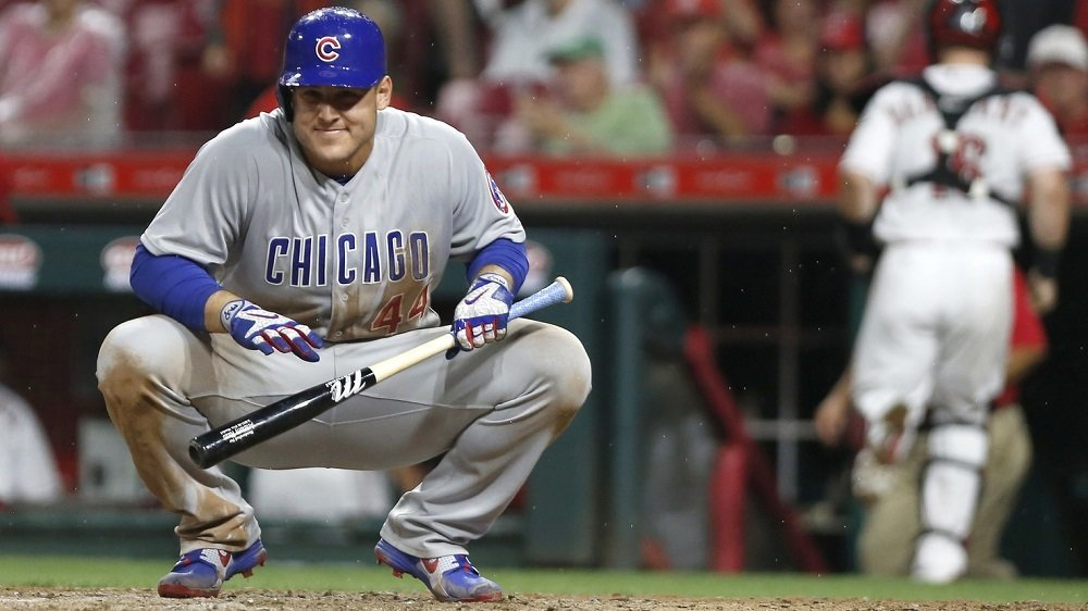 The Cubs struck out nine times and left 18 stranded on a night of missed opportunities. (Photo Credit: David Kohl-USA TODAY Sports)