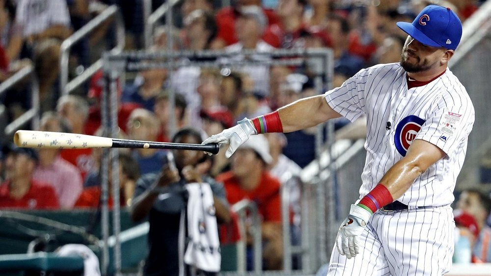 Kyle Schwarber slugged a total of 55 home runs in the Home Run Derby. (Photo Credit: Geoff Burke-USA TODAY Sports)