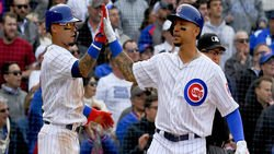 Cubs come alive at plate in much-needed rout of Angels