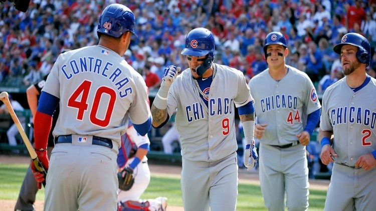 El Mago rated the No. 1 Cubs hitter (Ray Carlin - USA Today Sports)