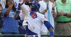 Cubs News and Notes: Javy Baez's blast, Barnette activated, Happ's extended stay, more