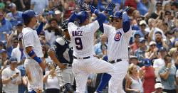 Chicago Cubs announce 2021 Opening Day roster