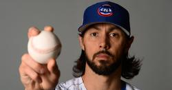 Cubs place reliever on restricted list