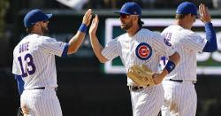 Cubs News and Notes: Fly the W, Kris Bryant on Maddon, Cubs release veteran, more