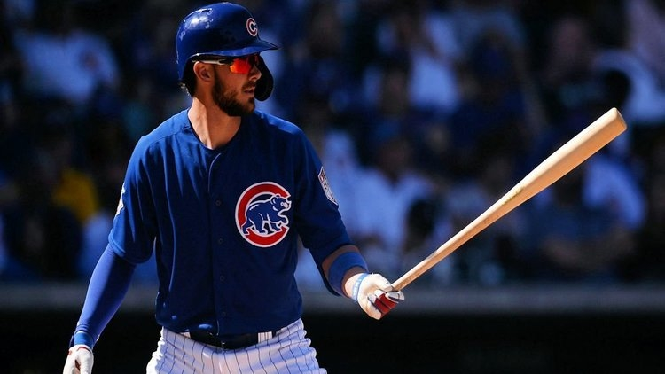 Kris Bryant is trying to battle back from an oblique injury (Joe Camporeale - USA Today Sports)