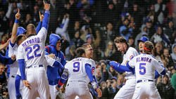 Fly the walk-off W, Cubs back in first place, Javy's show, more