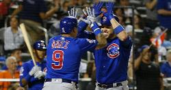 Cubs News and Notes: Fly the Sweep, Contreras update, Epstein speaks, Lee Smith Day, more