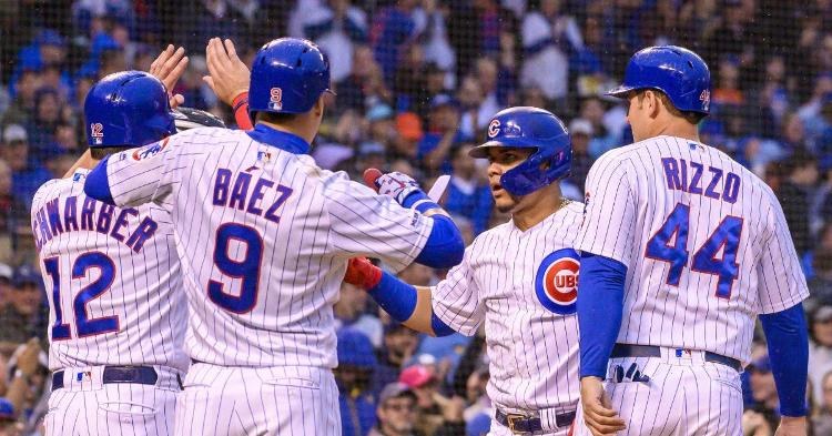 Cubs hope to be celebrating again in 2020 (Patrick Gorski - USA Today Sports)