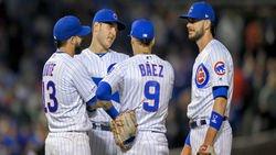 Cubs News and Notes: Sweeping the Redbirds, Schwarber's night, David Ortiz shot
